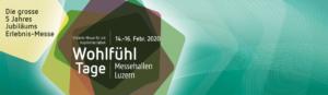 Wohlfühl-Tage Luzern Jubiläumsevent mit Pavlina Klemm @ Messehalle Luzern